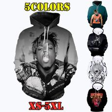 3D hoodies, Fashion, Sleeve, Long Sleeve