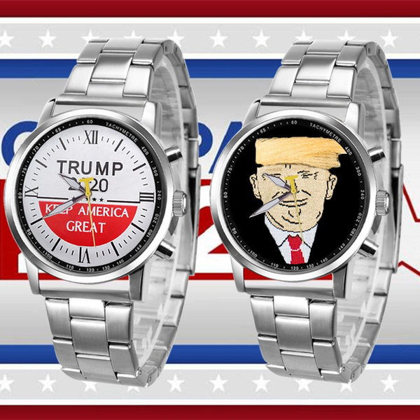 Funny, Fashion, trump, Stainless