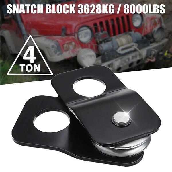 2744universalsnatchblock, Heavy, winchpulleypulley, blockwinchsnatch