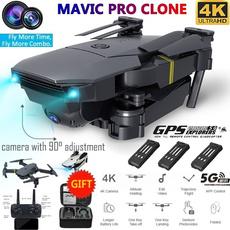 Quadcopter, mavicdrone, 4kcamera, Remote Controls