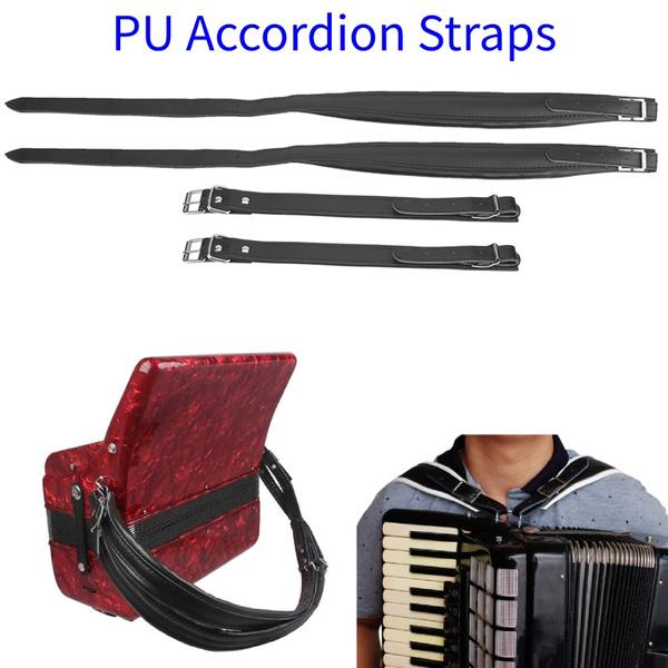 Adjustable, Bass, accordion, puconcertinastrap