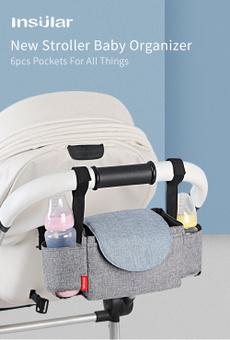 babystrollerpouch, babystrollerorganizerbag, Baskets, Bags