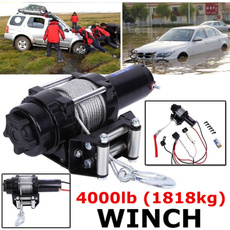 Heavy, carwinch, offroadcar, Remote Controls