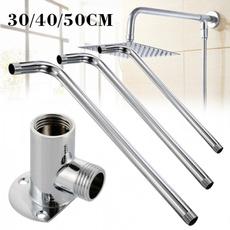 Steel, stainlesssteelshowerarm, Bathroom, showerheadholderbracket