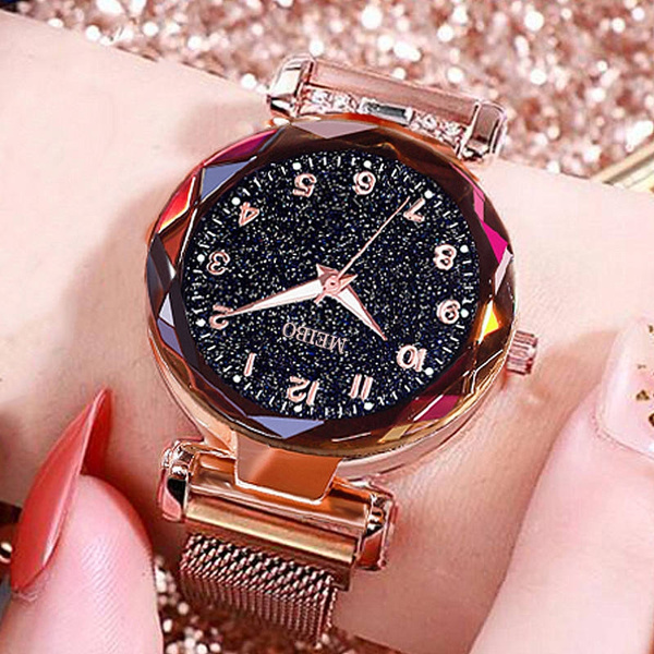 starryskywatch, rose gold, Fashion, Jewelry