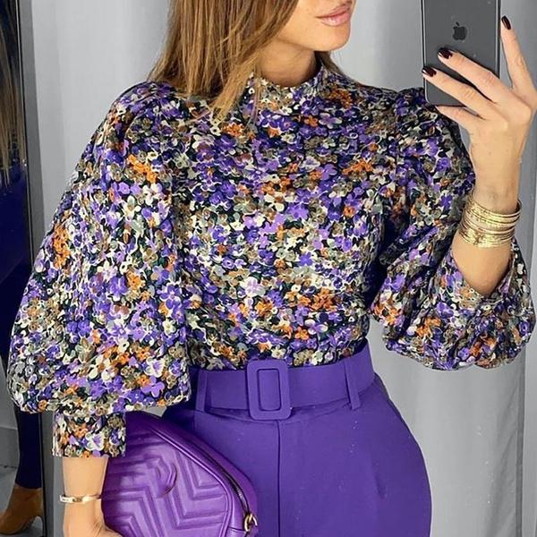blouse, Women, blouse women, long sleeve blouse