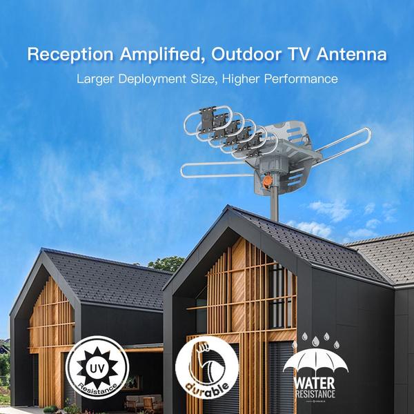 Television, Outdoor, Antenna, radioantenna