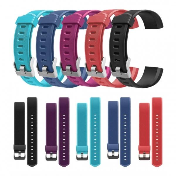 Bracelet, siliconebandforid115plu, Wristbands, id115pluswristband