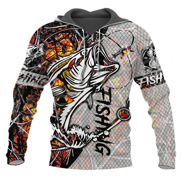 3D hoodies, Fashion, Bass, pullover sweater