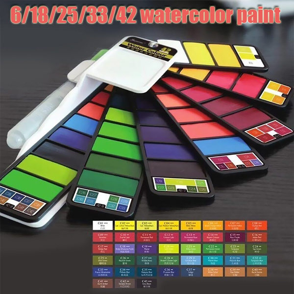 Art Supplies, paintingpigment, Drawing & Painting Supplies, paintwatercolor