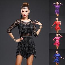 dancewear, Tassels, latindancedre, Cosplay