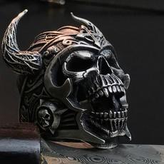 Men Jewelry, Goth, Stainless Steel, Men