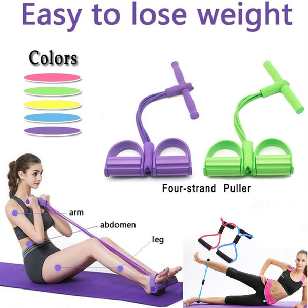yogapullrope, elasticrope, chestexpander, loseweight
