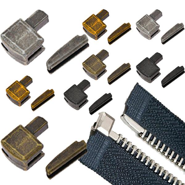 zipperstopper, Sewing, Metal, diyzipperstop