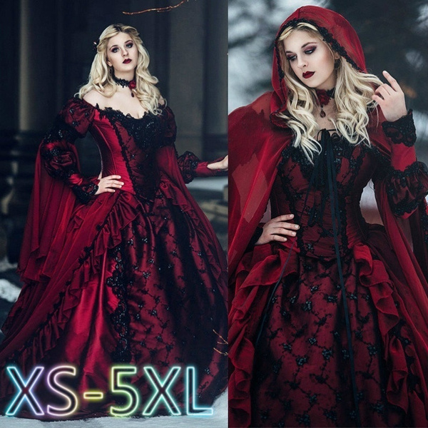 Swing dress, Goth, Cosplay, Cosplay Costume