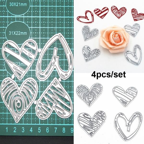 Heart, stencil, Love, scrapbookingamppapercraft