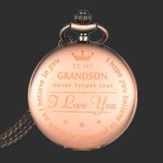 Pocket Watches, quartz, Love, Gifts