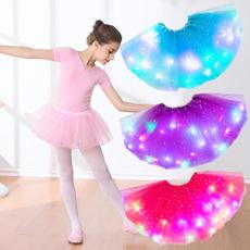 kidsskirt, Ballet, princessskirt, Star
