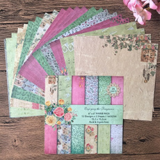 Flowers, Scrapbooking, craftpaper, blossom