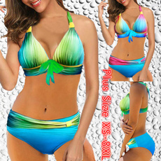 Bikinis Set, women beachwear, Fashion, Swimming