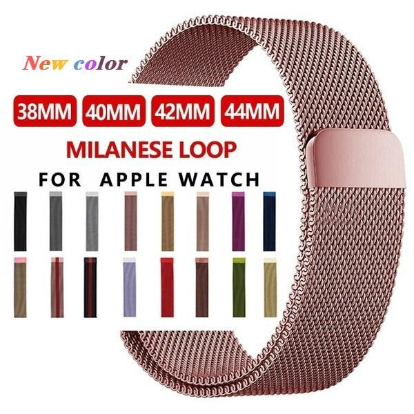 Steel, stainlesssteelband, applebandstrap, Apple