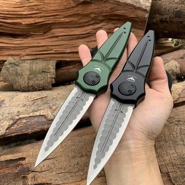 pocketknife, Outdoor, Aluminum, Folding Knives