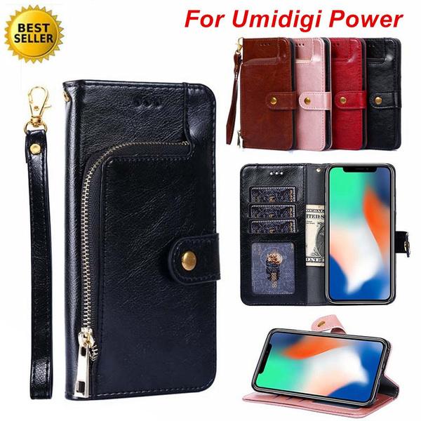 case, umidigipowerphonecase, Wallet, leather