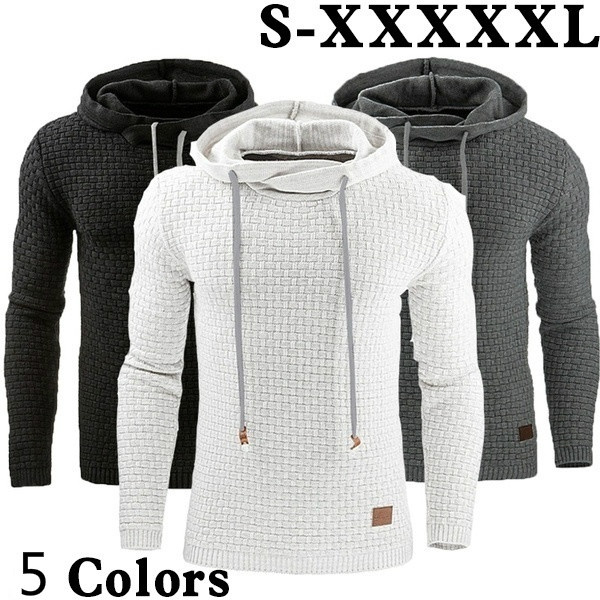 Plus Size, wintermentop, Long Sleeve, Coat