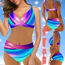 Mujer, Bikinis Set, women beachwear, plus size bikinis