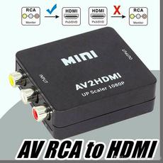 Mini, audiovideoconverter, hdmiporthub, Converter