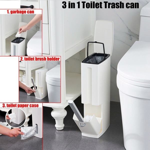 Plastic, Bathroom, spaceutilizationtrash, cleaningbrush