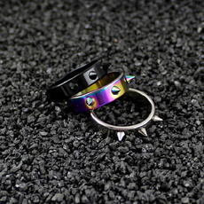 Steel, Stainless, Fashion, Jewelry