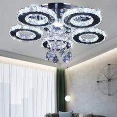 led, Modern, modernledchandelier, Lighting
