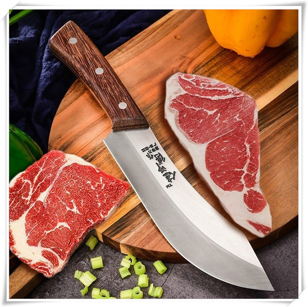 Steel, Kitchen & Dining, Meat, chefknive