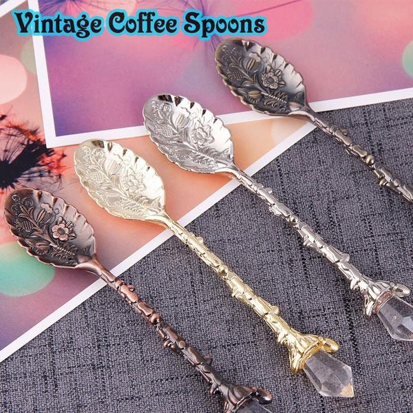 coffeespoon, Coffee, carvedspoon, Beauty
