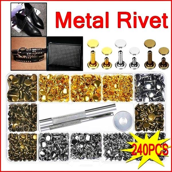 copperrivet, leather, leatherrivet, Craft Kits