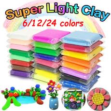 Kit, Toy, softpolymer, claytoy