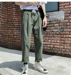 Summer, harem, Fashion, Casual pants