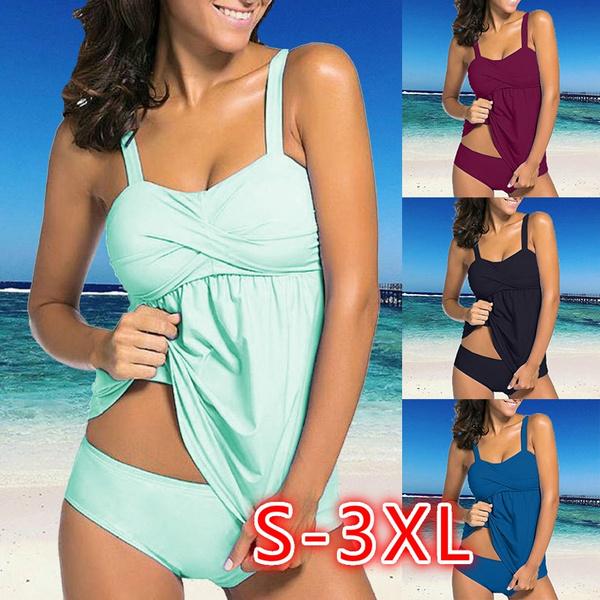 Women's Fashion, bathing suit, two piece swimsuit, Fashion