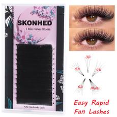 False Eyelashes, russiavolumefanlashe, Fashion, eye