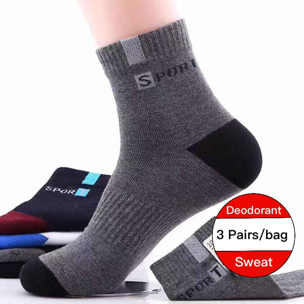 Socks & Tights, Sports & Outdoors, dedorant, Breathable