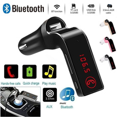 Mp3 Player, Transmitter, Wireless Speakers, Hands Free