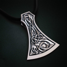 Goth, Stainless Steel, punk necklace, vikingnecklace