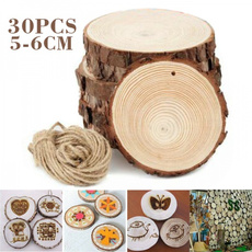 woodenstand3dprintmoonledlamp, log, Wooden, tabledecor