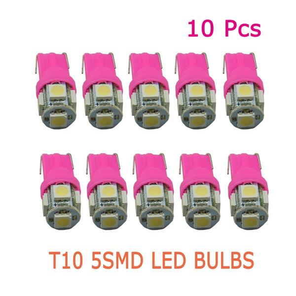 pink, wedge, led car light, Interior Design