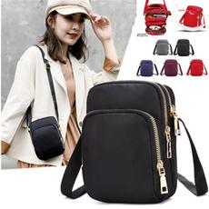 Mini, Moda, zipperbag, Mobile