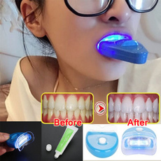 led, teethwhitening, whiteningcream, lights