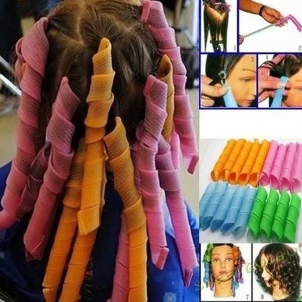 Hair Curlers, Magic, wand, Hair Rollers