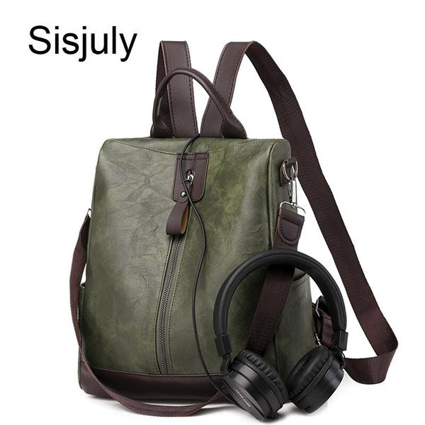 Shoulder Bags, BagPack, school bags for teenagers, leather