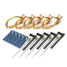 wirelssspcbboard, Antenna, wirelessdmx, dmxcontroller